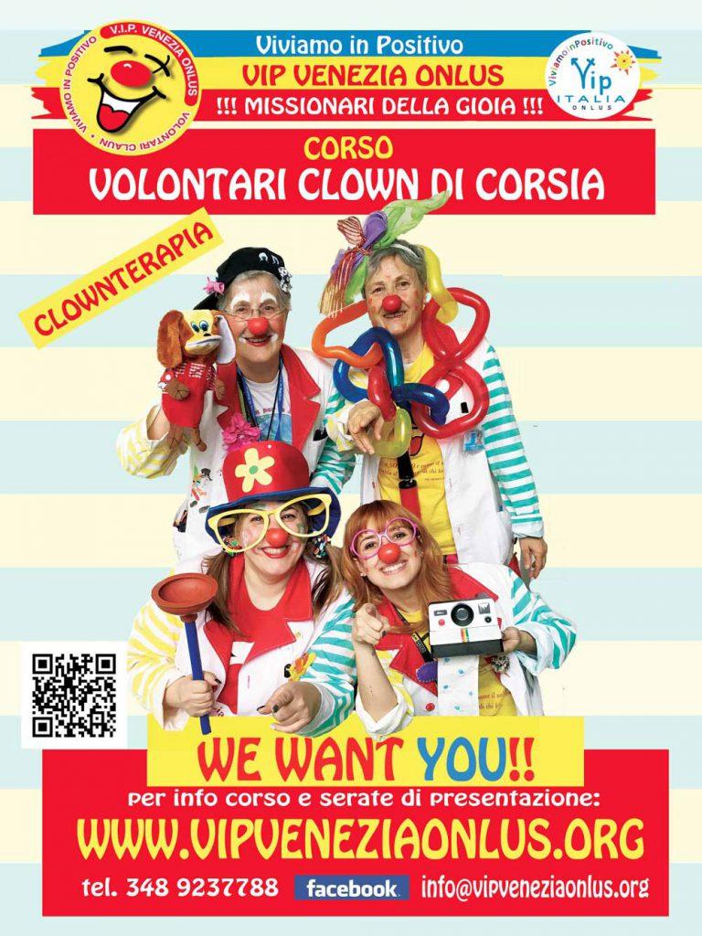 Vip-venezia-onlus-corso-claun-di-corsia-